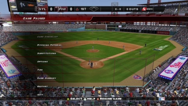 Major League Baseball 2K8 Screenshot #87 for Xbox 360