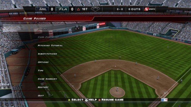 Major League Baseball 2K8 Screenshot #92 for Xbox 360