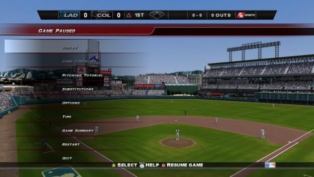 Major League Baseball 2K8 Screenshot #93 for Xbox 360