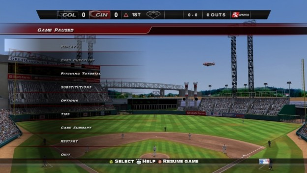 Major League Baseball 2K8 Screenshot #94 for Xbox 360