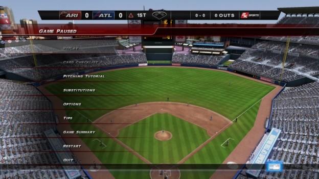 Major League Baseball 2K8 Screenshot #96 for Xbox 360