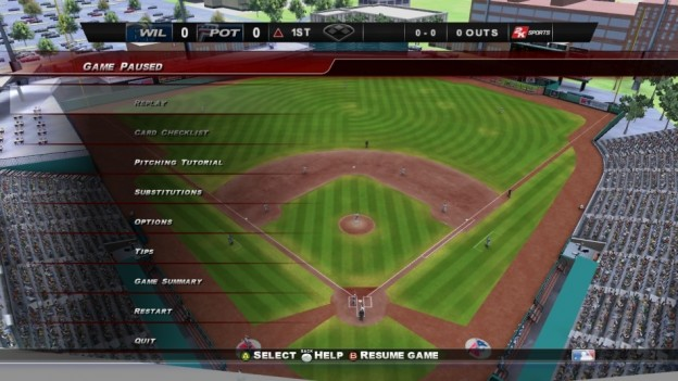 Major League Baseball 2K8 Screenshot #97 for Xbox 360