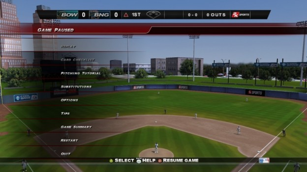 Major League Baseball 2K8 Screenshot #98 for Xbox 360