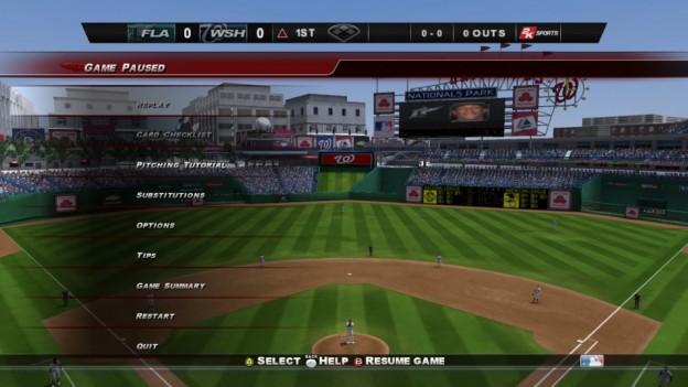 Major League Baseball 2K8 Screenshot #100 for Xbox 360