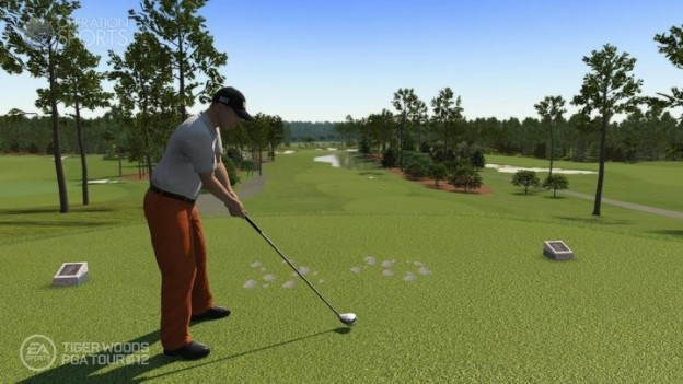 Tiger Woods PGA TOUR 12: The Masters Screenshot #94 for PS3