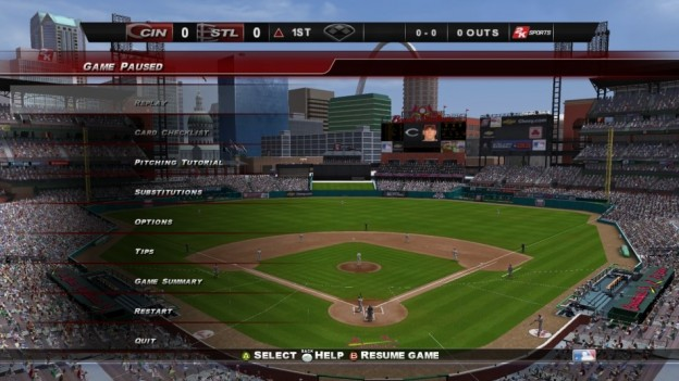 Major League Baseball 2K8 Screenshot #101 for Xbox 360