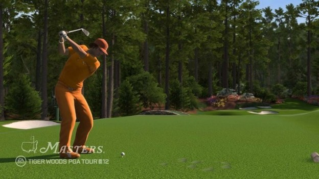 Tiger Woods PGA TOUR 12: The Masters Screenshot #117 for Xbox 360