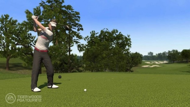 Tiger Woods PGA TOUR 12: The Masters Screenshot #118 for Xbox 360