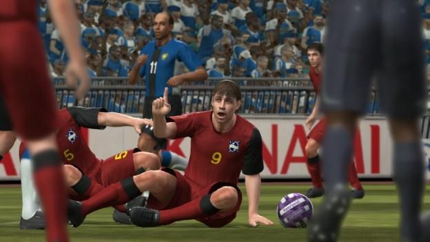 Pro Evolution Soccer 2008 Screenshot #1 for Xbox 360