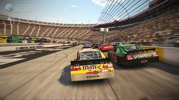 NASCAR The Game 2011 Screenshot #116 for Xbox 360
