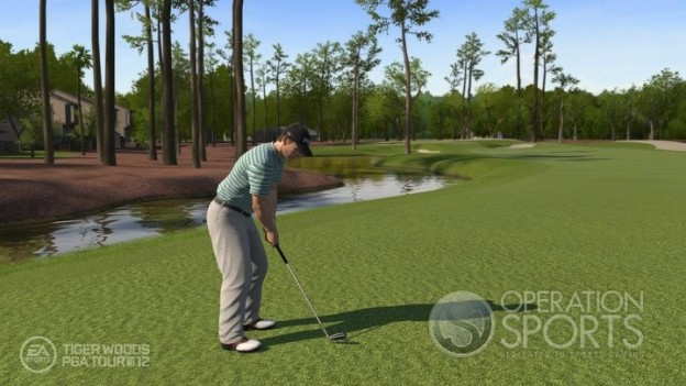 Tiger Woods PGA TOUR 12: The Masters Screenshot #102 for PS3