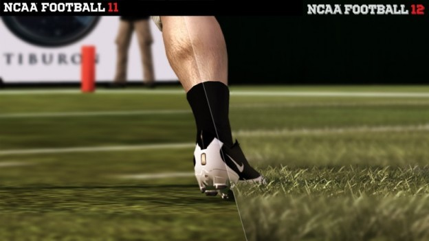NCAA Football 12 Screenshot #11 for Xbox 360