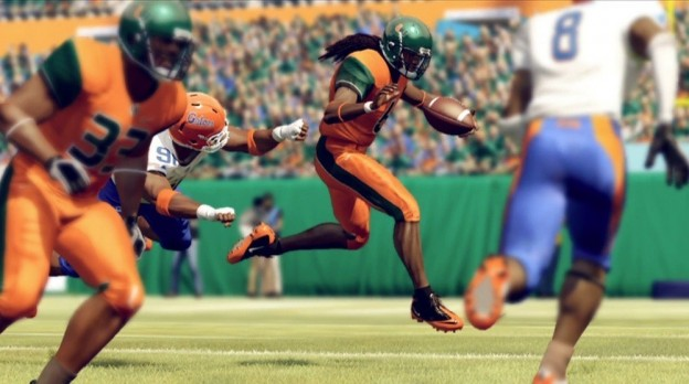 NCAA Football 12 Screenshot #12 for Xbox 360