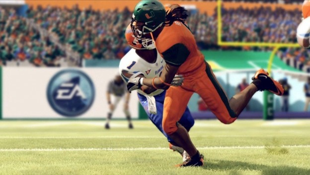 NCAA Football 12 Screenshot #14 for Xbox 360