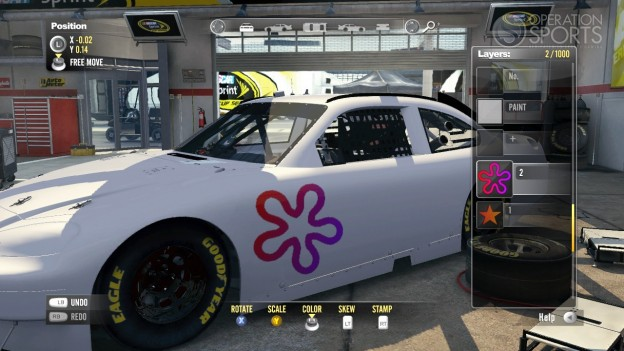 NASCAR The Game 2011 Screenshot #124 for Xbox 360