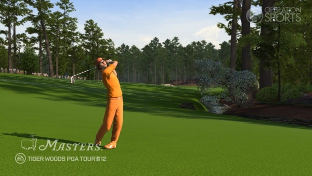 Tiger Woods PGA TOUR 12: The Masters Screenshot #104 for PS3