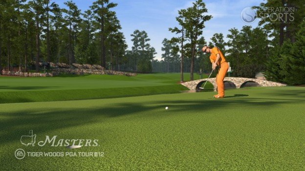 Tiger Woods PGA TOUR 12: The Masters Screenshot #105 for PS3