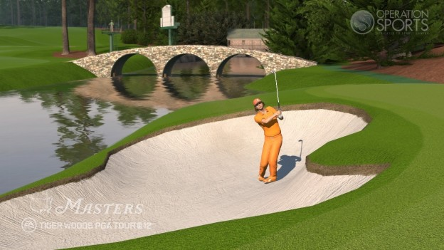 Tiger Woods PGA TOUR 12: The Masters Screenshot #106 for PS3