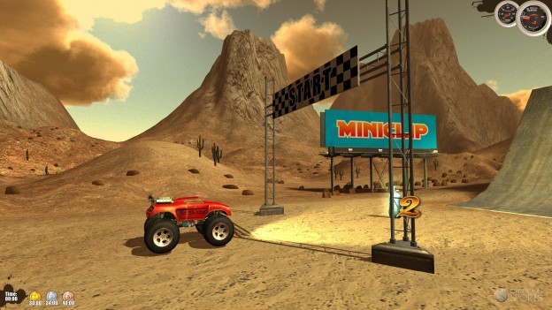 Monster Trucks Nitro Screenshot #2 for Mac