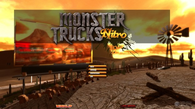 Monster Trucks Nitro Screenshot #3 for Mac