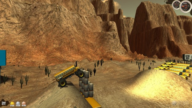 Monster Trucks Nitro Screenshot #4 for Mac