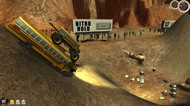 Monster Trucks Nitro Screenshot #7 for Mac