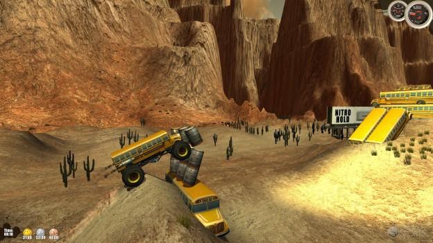 Monster Trucks Nitro Screenshot #8 for Mac