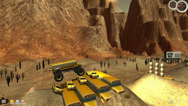 Monster Trucks Nitro Screenshot #9 for Mac