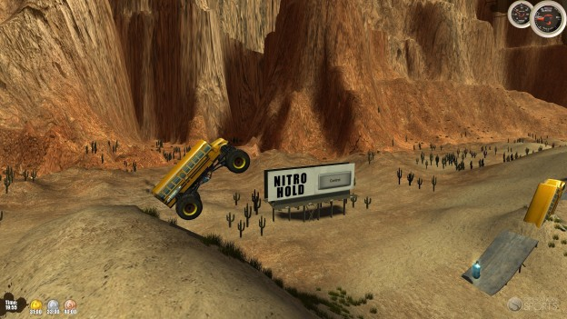 Monster Trucks Nitro Screenshot #11 for Mac