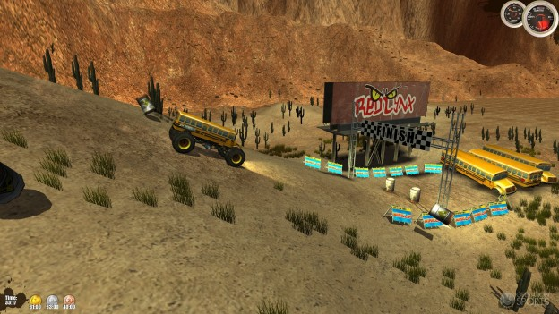 Monster Trucks Nitro Screenshot #13 for Mac