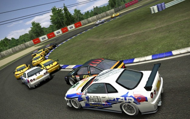 rFactor Screenshot #1 for PC