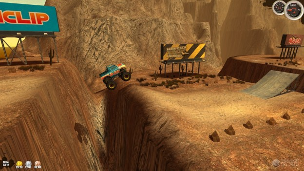 Monster Trucks Nitro Screenshot #16 for Mac