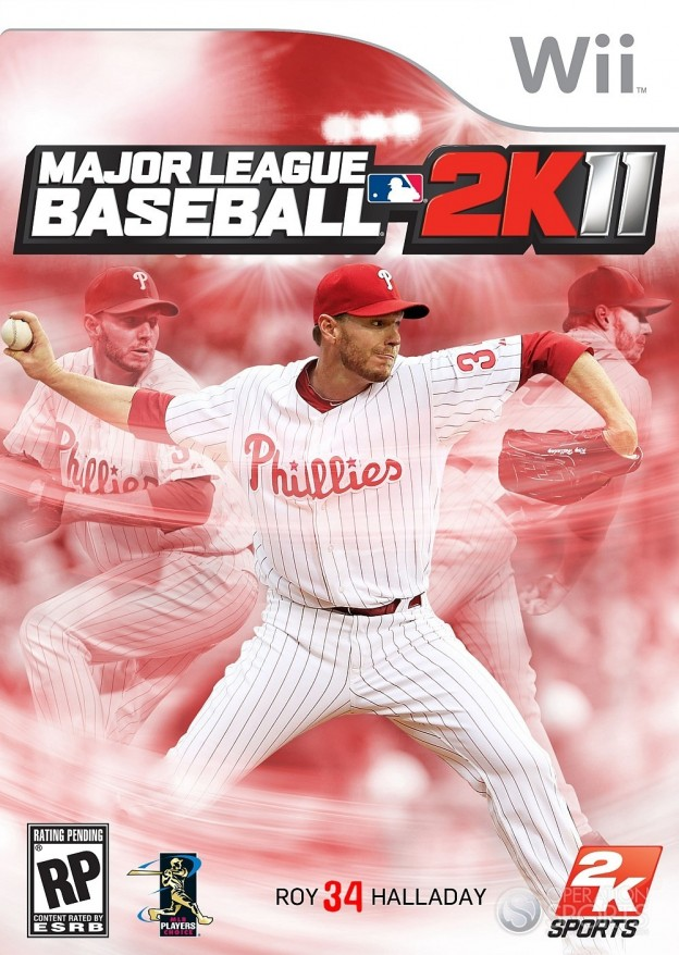 Major League Baseball 2K11 Screenshot #1 for Wii