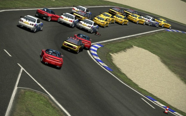 rFactor Screenshot #2 for PC