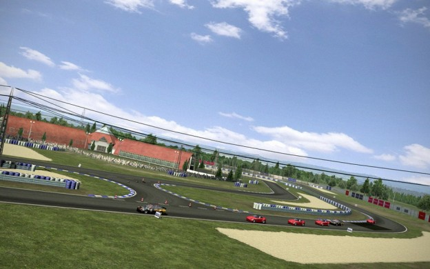 rFactor Screenshot #3 for PC