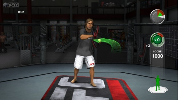 UFC Personal Trainer Screenshot #20 for Xbox 360