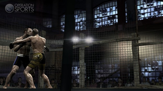 Supremacy MMA Screenshot #26 for Xbox 360