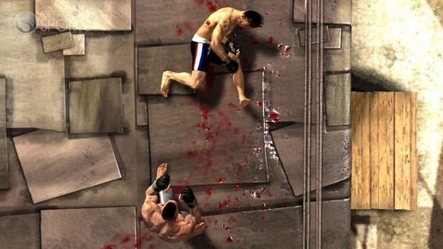 Supremacy MMA Screenshot #27 for Xbox 360