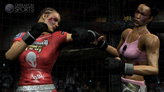 Supremacy MMA Screenshot #28 for Xbox 360
