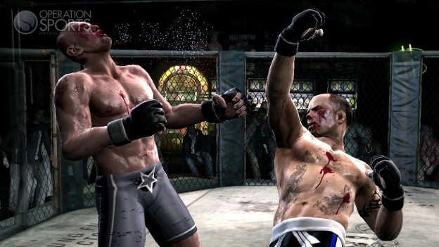 Supremacy MMA Screenshot #30 for Xbox 360