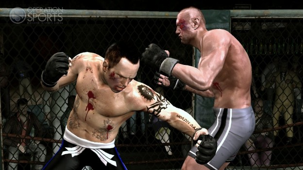 Supremacy MMA Screenshot #31 for Xbox 360
