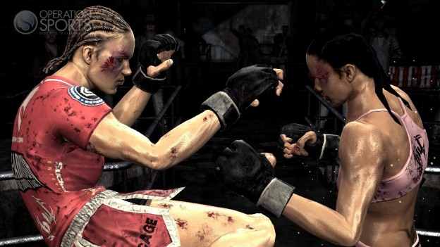 Supremacy MMA Screenshot #32 for Xbox 360