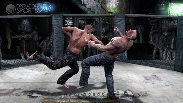 Supremacy MMA Screenshot #33 for Xbox 360