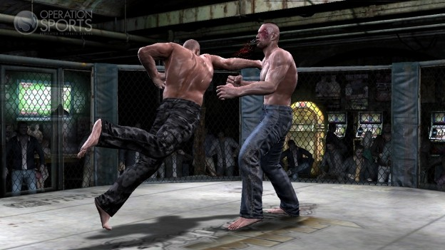 Supremacy MMA Screenshot #34 for Xbox 360