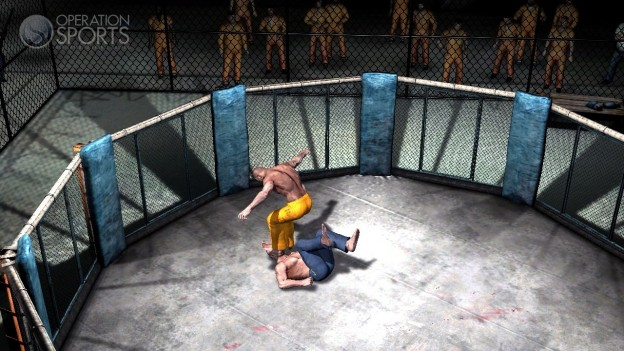 Supremacy MMA Screenshot #35 for Xbox 360