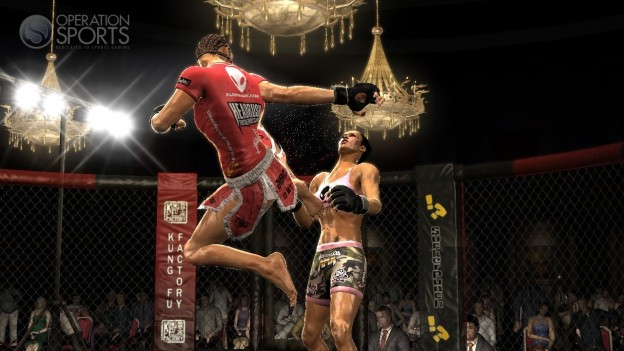 Supremacy MMA Screenshot #36 for Xbox 360