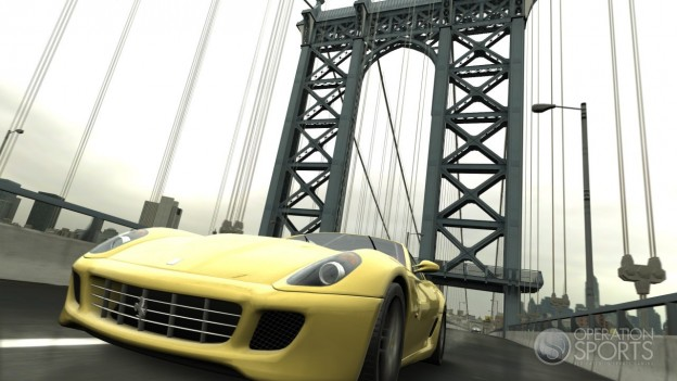 Project Gotham Racing 4 Screenshot #17 for Xbox 360