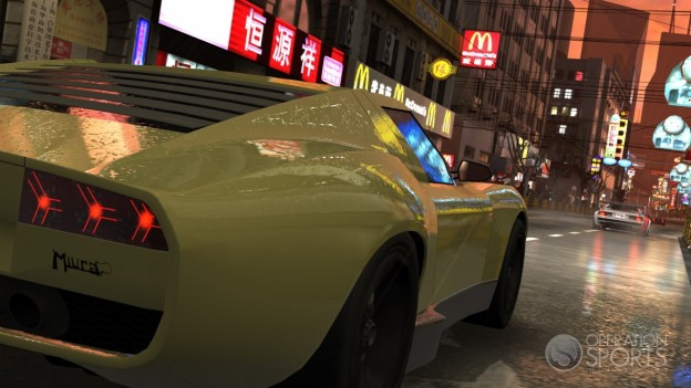 Project Gotham Racing 4 Screenshot #18 for Xbox 360
