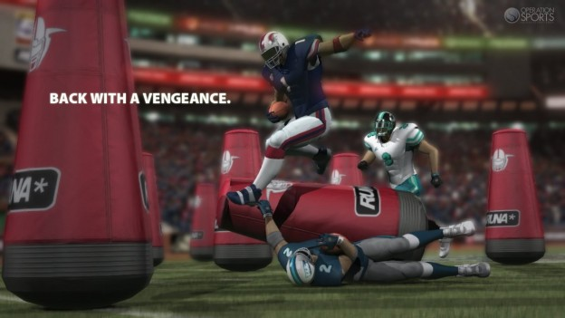 Backbreaker Vengeance Screenshot #1 for Xbox 360