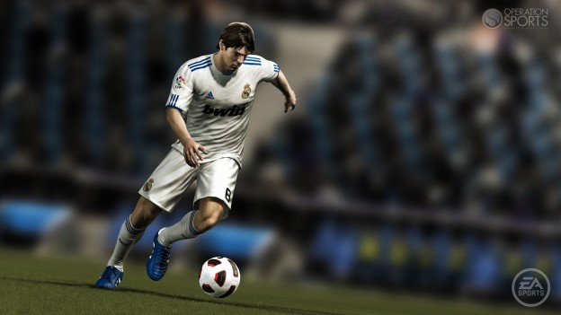 FIFA Soccer 12 Screenshot #1 for PS3